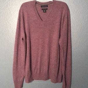 Banana Republic XFine Merino Wool 100%  Mens L